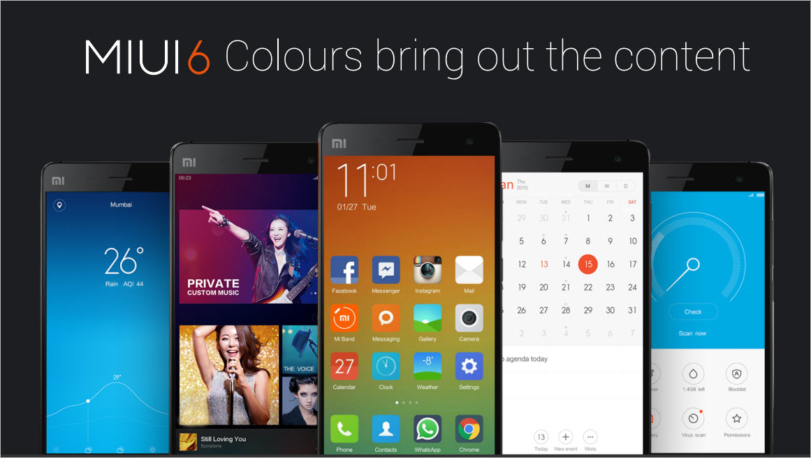 Guide to Manually Update Redmi Note 4G to MIUI 6 Official Stable ROM