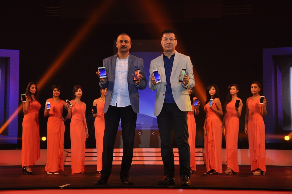 Gionee S7 Launch