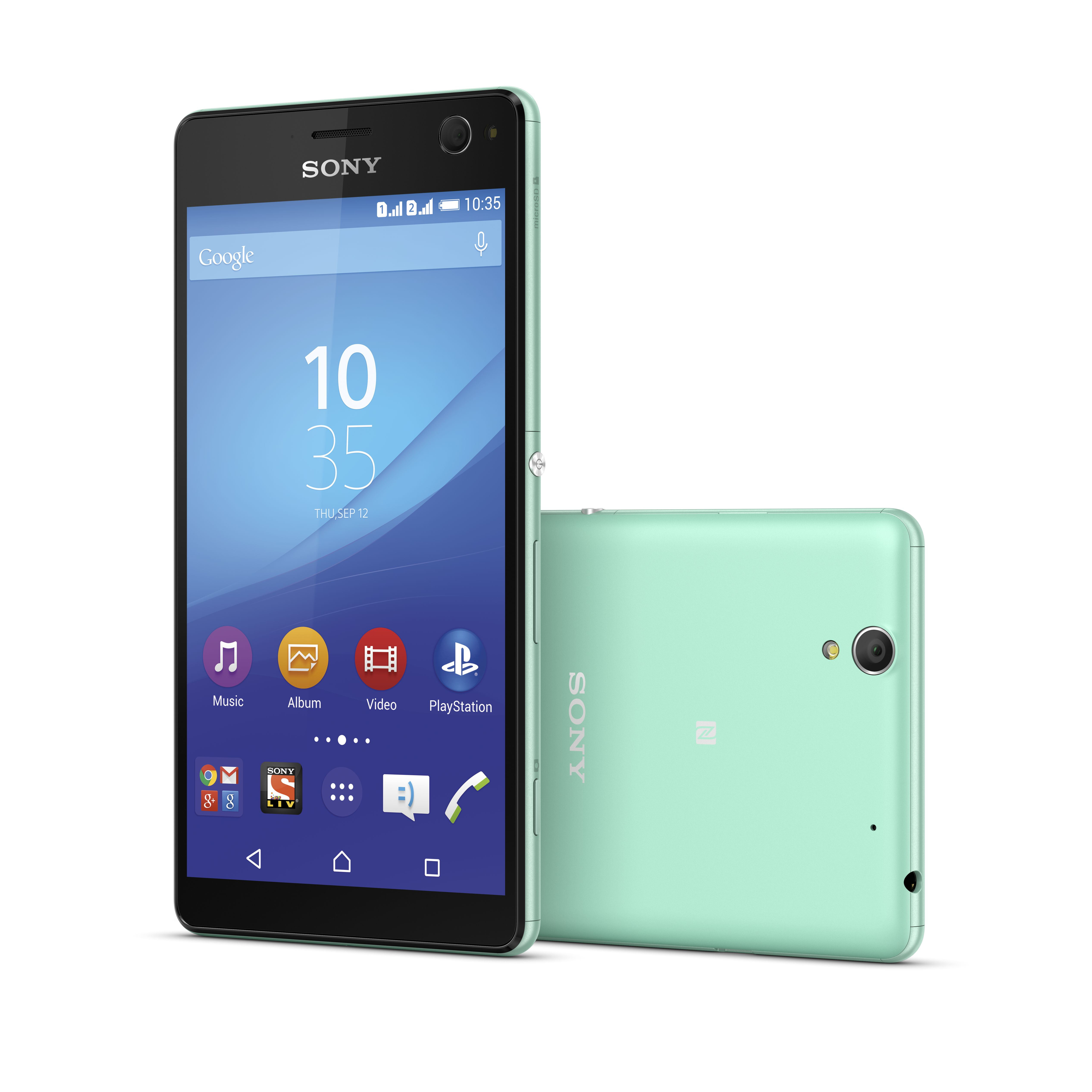 sony launches xperia c4 a selfie centric phone for 29 490 inr. Black Bedroom Furniture Sets. Home Design Ideas
