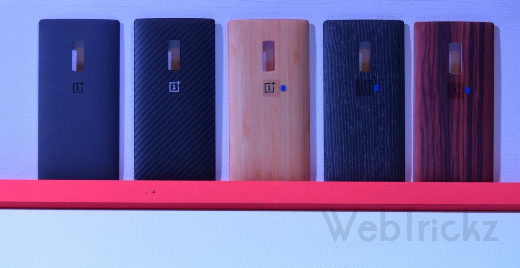 Swappable Back Covers_OnePlus 2