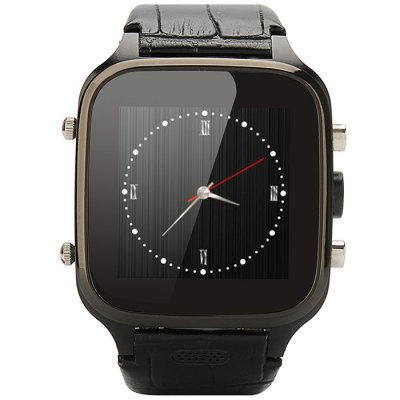 FIFINE W9 Smartwatch Phone_Black