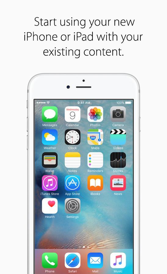 iPhone content