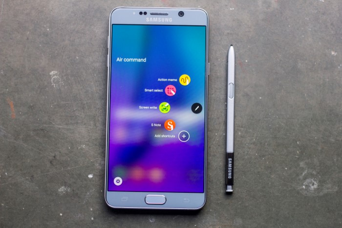 Note 5 With Stylus