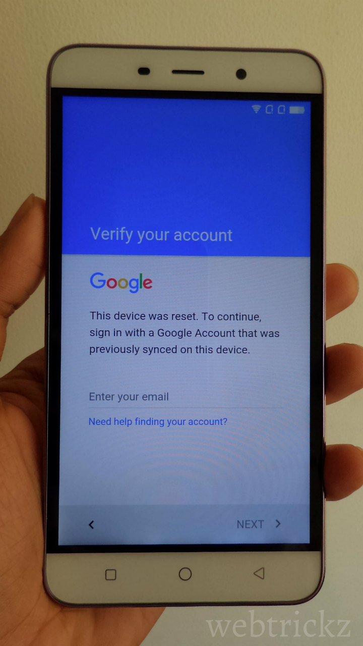 How to Bypass Factory Reset Protection (FRP) on Coolpad Note 3