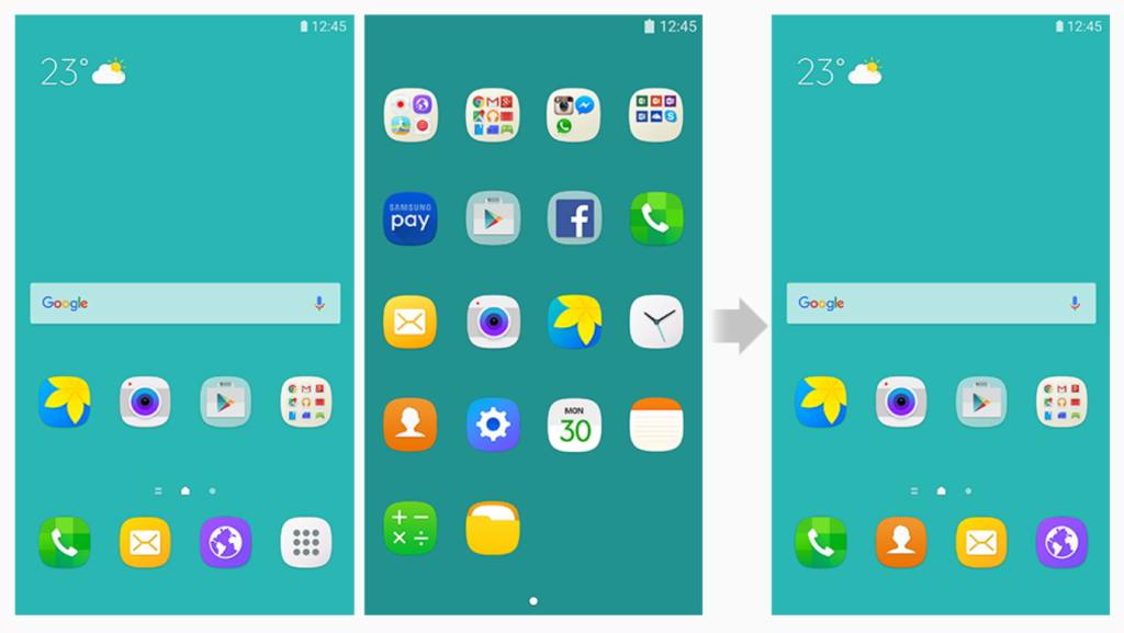 Samsung-Galaxy S7_S7-edge_Show-all-apps-on-home-screen
