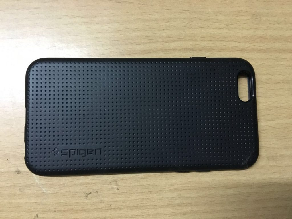 Spigen iPhone case