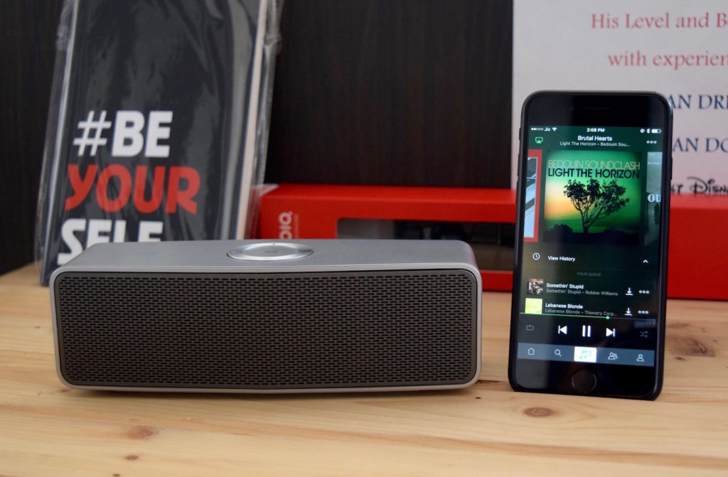 LG Music Flow P7 Portable Bluetooth Speaker Giveaway