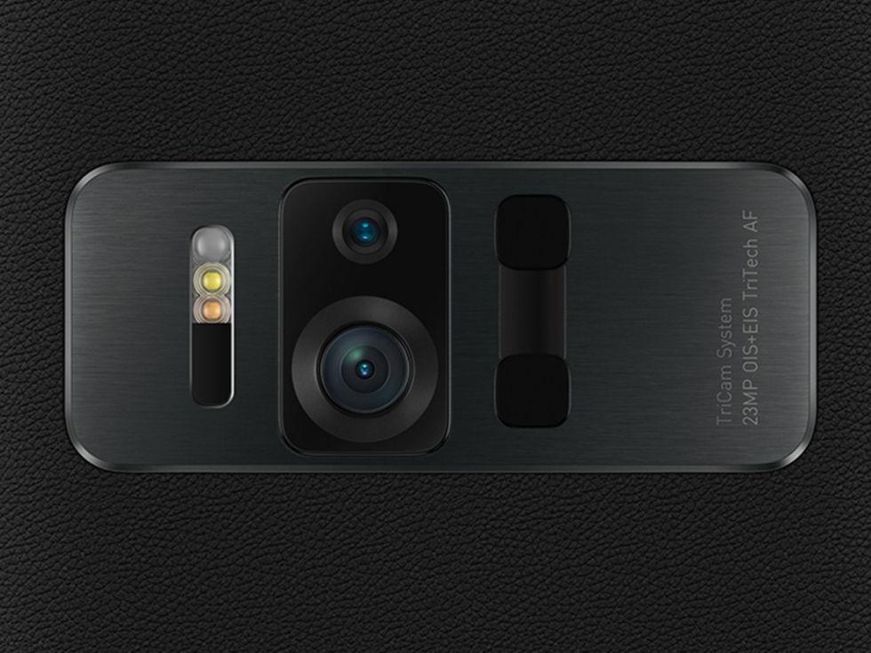 Zenfone AR TriCam system