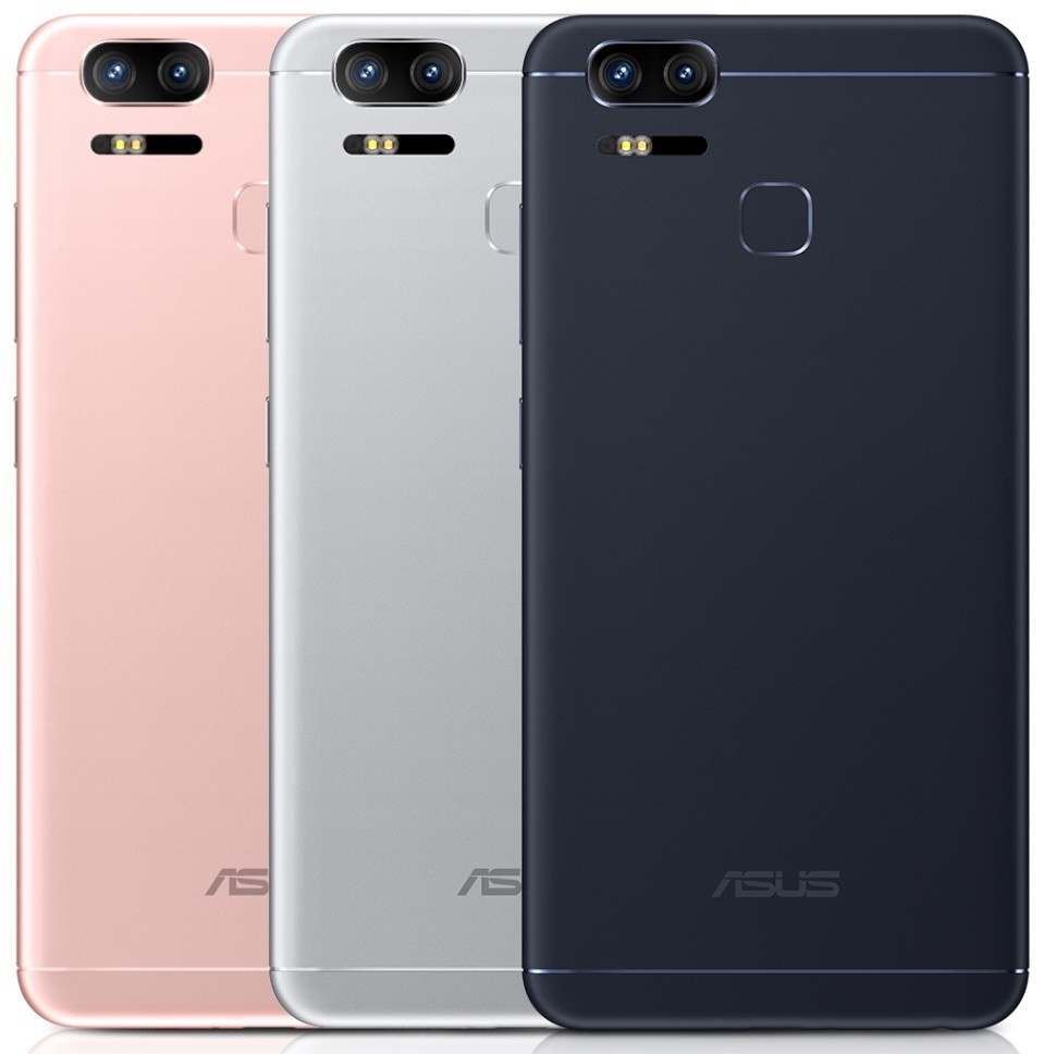 Zenfone 3 Zoom colors