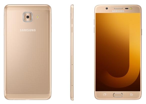 Samsung Galaxy J7 Max_Gold