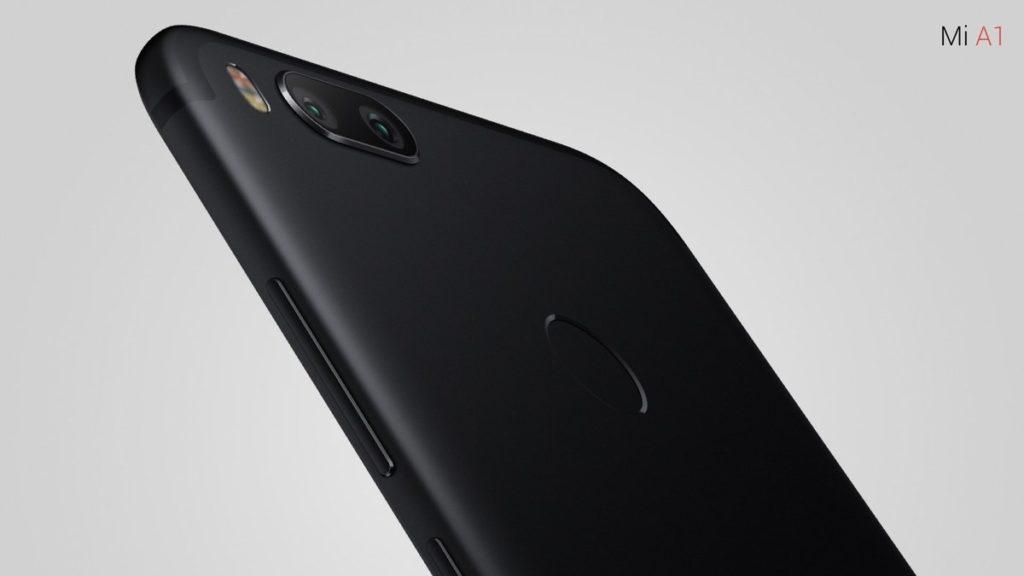Xiaomi Mi A1 dual camera