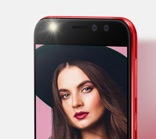 Softlight LED flash zenfone 4 selfie