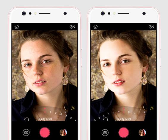 SelfieMaster app
