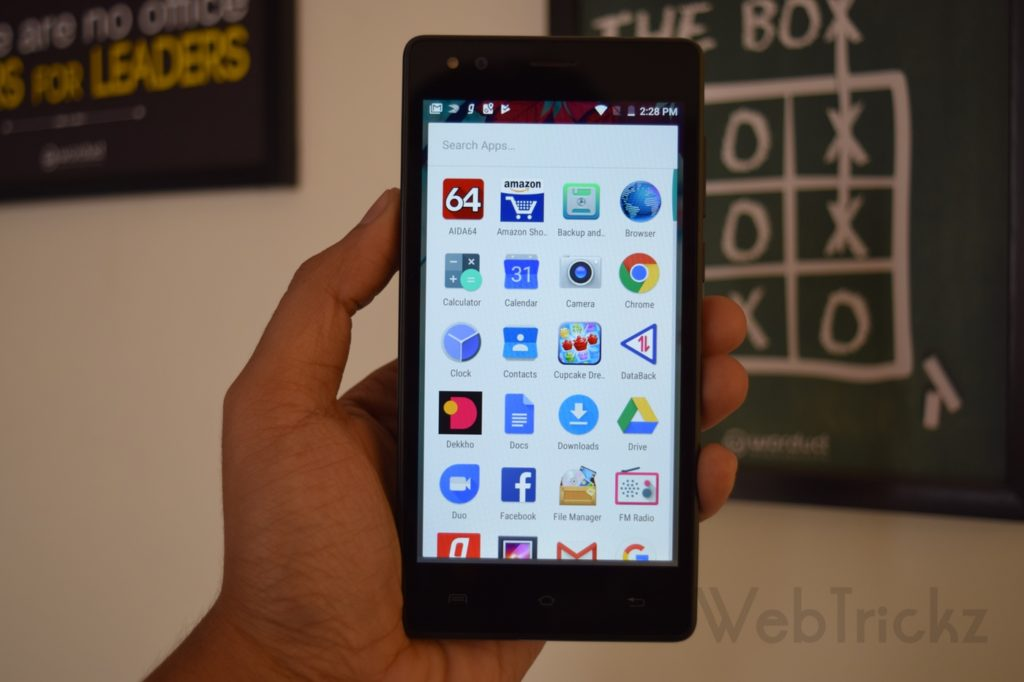 Xolo Era 2v Review A Budget Phone With Good Camera