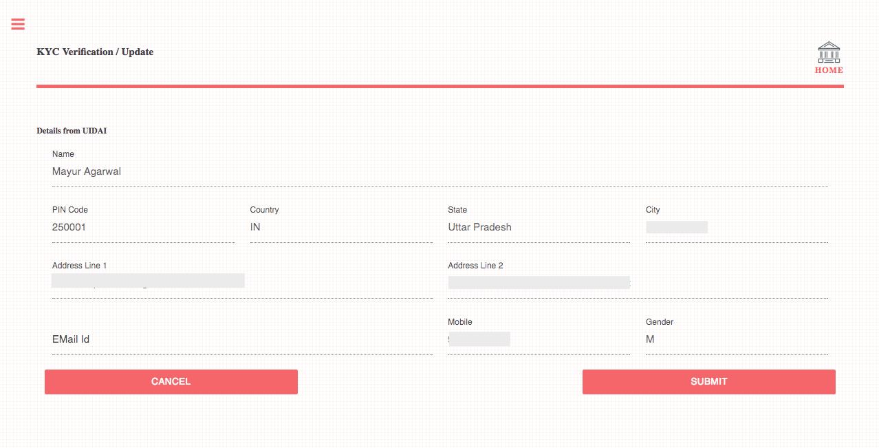 Link Aadhaar Card With Bank Of Baroda Online Without Net