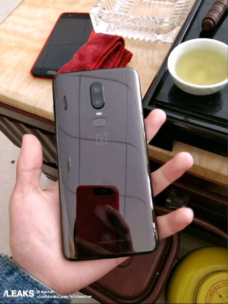 oneplus 6 leaked design