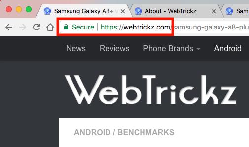 webtrickz https enabled site