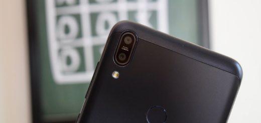 Asus zenfone max pro m1 dual camera