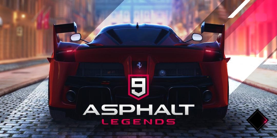 Asphalt 9: Legends for Android
