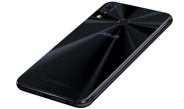 zenfone 5 back view