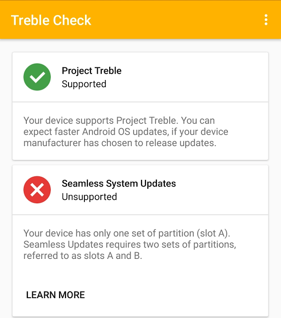 Project Treble support for OnePlus 5 and 5T