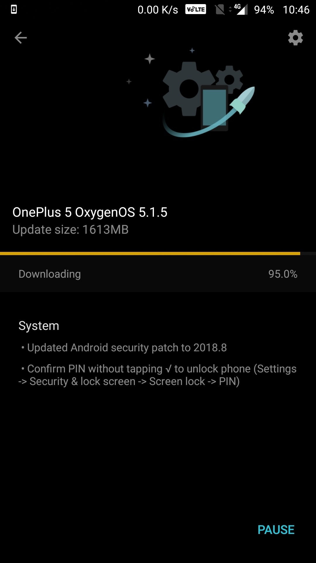 OxygenOS 5.1.5