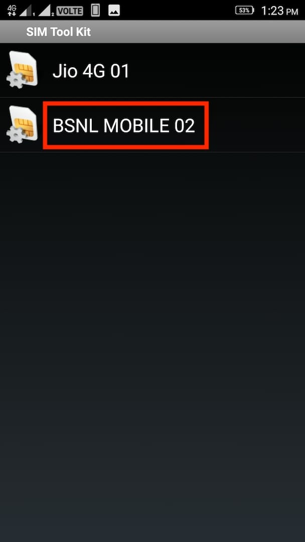 How to Stop Flash Messages in BSNL