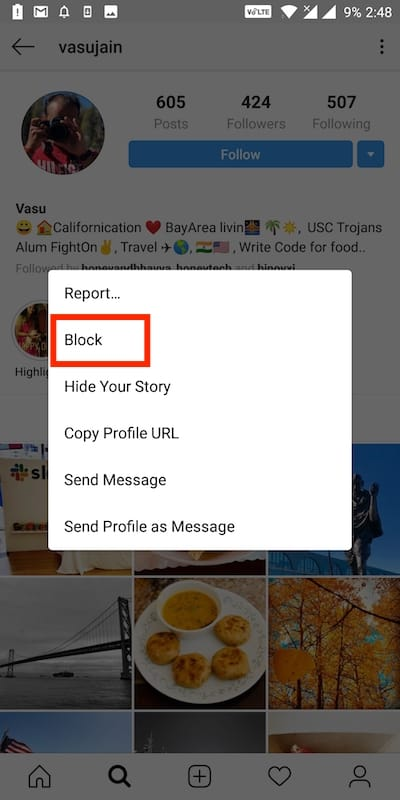 How to Unblock Someone on Instagram 2019