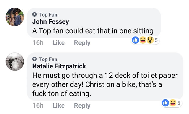 Facebook Topfan