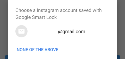 remove google smart lock instagram