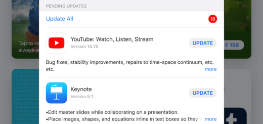 Manually Update Apps in iOS 13