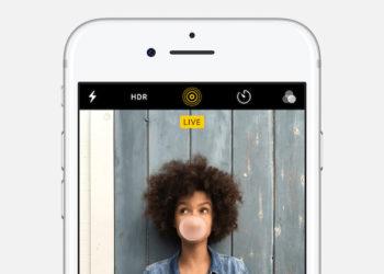send live photos on messenger