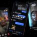 star wars theme in messenger