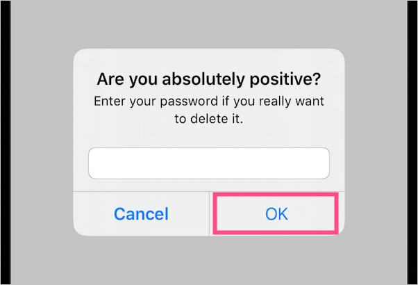 enter houseparty password