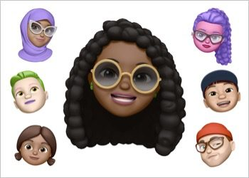 memoji stickers on iphone