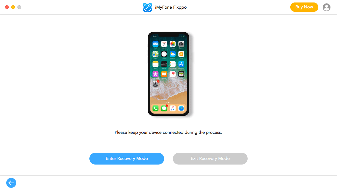 enter recovery mode on iphone 11