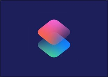 shortcuts ios logo