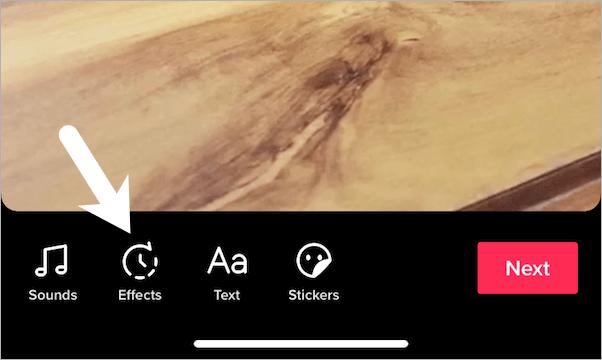 view effects on tiktok