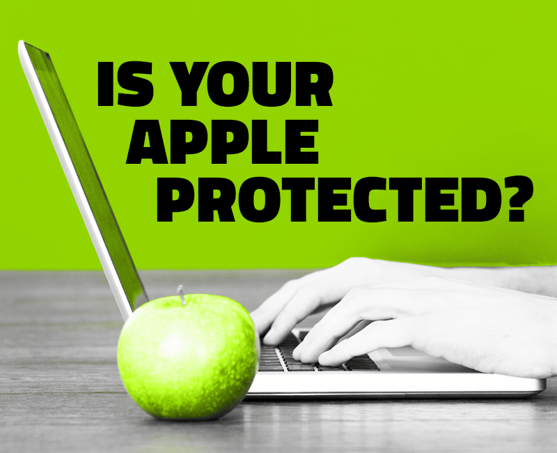 is your apple protected?