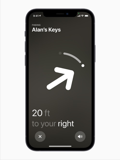 track AirTag on iPhone