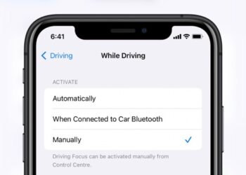 how to turn off driving mode in iOS 15 on iPhone