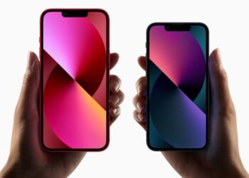iPhone 13 and 13 pro