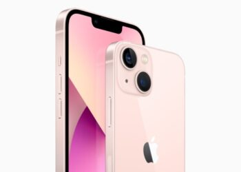 smaller notch on iPhone 13