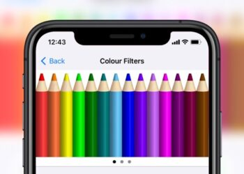 Color Filters on iOS